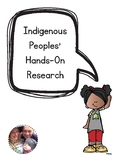 Indigenous Peoples'/American Indian Hands-On Research