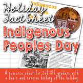 Indigenous Peoples' Day Holiday Facts for Kids