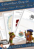 Indigenous Peoples Day vs Columbus Day | English + Spanish