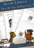 Indigenous Peoples Day vs Columbus Day | For All Ages | Spanish