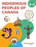 Indigenous Peoples of Canada, Grade 4-6