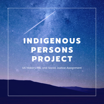 Indigenous Persons Project