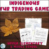 Indigenous Relations Fur Trading Game