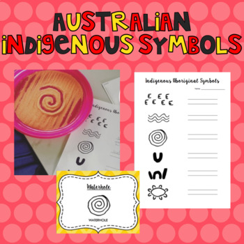 Australian Indigenous/Aboriginal Symbols