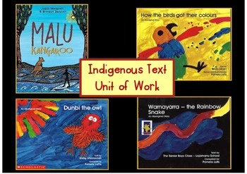 Indigenous Text Unit of Work PDF Version Not Grade Specific