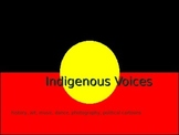 Indigenous Voices ppt