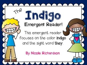 Indigo Emergent Reader