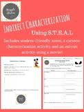 Indirect Characterization S.T.E.A.L