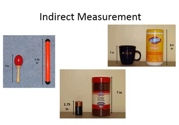 Indirect Measurement and Scale