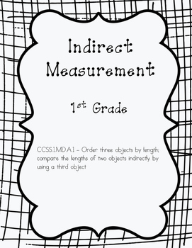 Indirect Measurment
