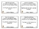Indirect Object Task Cards ~ Perfect for test review & Centers!  Freebie!!