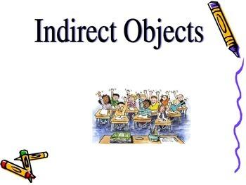 Indirect Objects Presentation