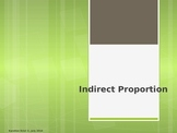 Indirect Proportion