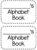 Individual Alphabet Books