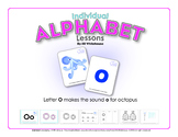 Alphabet Individual Lessons - Letter O makes the sound o