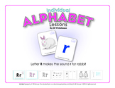 Alphabet Individual Lessons - Letter R makes the sound r