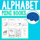Individual Alphabet Mini Books
