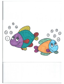 Individual Behavior Charts - Summer Collection