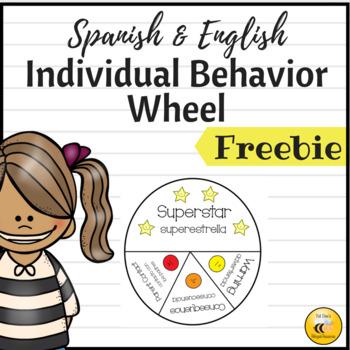 Individual Behavior Wheel (Spanish & English)