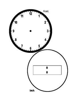 Individual Clocks for students
