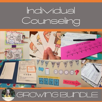Individual Counseling Growing Bundle