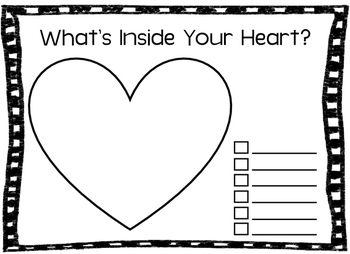 "Individual Counseling Feelings ""HeART"" activity"