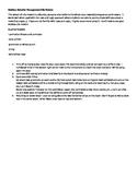 Individual Desktop Behavior Management Clip System