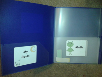 Individual Education Portfolios--Organize your IEPs!