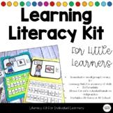 Individual Kindergarten Literacy Phonics Kit - Blended Hyb