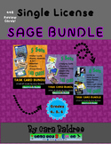 Individual License: Science Task Card Bundle for Grades 4-6