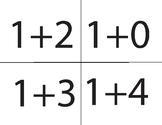 Individual Math Cards