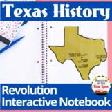 Texas Revolution Notebook Kit