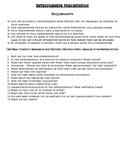 Individual Presentation Outline: Entrepreneur Presentation