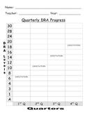 Individual Quarterly Reading Graphs