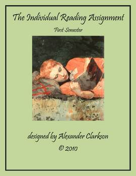 Individual Reading Assignment: Semester One-A Complete Project