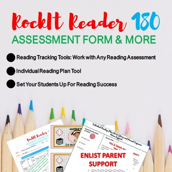 Individual Reading Plan Form (Formerly Student Individual Reading Plan)