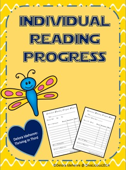 Individual Reading Progress Reports