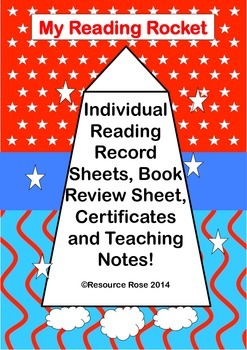 Individual Reading Record Sheets & Certificates