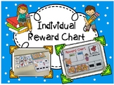 Individual Reward Chart - Token Board