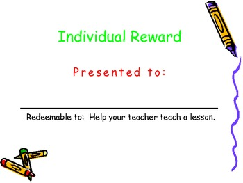 "Students ""NO COST"" Rewards!!"