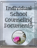 Individual School Counseling Documents