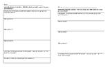 Individual Speech Outline (Public Speaking, Speaking & Listening Resource)