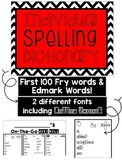 Individual Spelling Dictionary