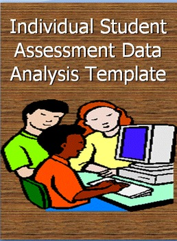 Individual Student Assessment Data Analysis Form and Tracker