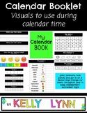 Student Calendar Workbook - Routine