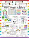Individual Student Mini Math Office