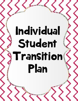 Individual Student Transition Plan