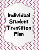 Individual Student Transition Plan