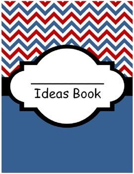 Individual Writing Ideas Book