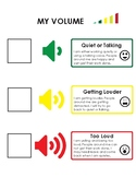 Individual and Class Volume Meters for Students With Autis